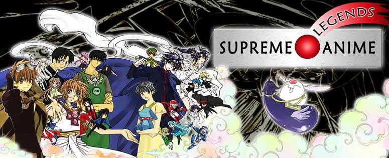 Supreme Anime Legends