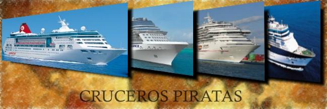 Cruceros Piratas