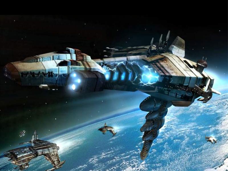 L 39 athor vaisseau hybryde for Interieur vaisseau star wars