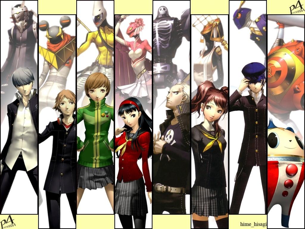 Persona series ... Persona 3 Portable Wallpaper 1920x1080