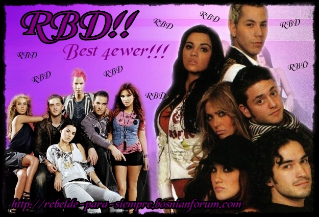 RBD para siempre