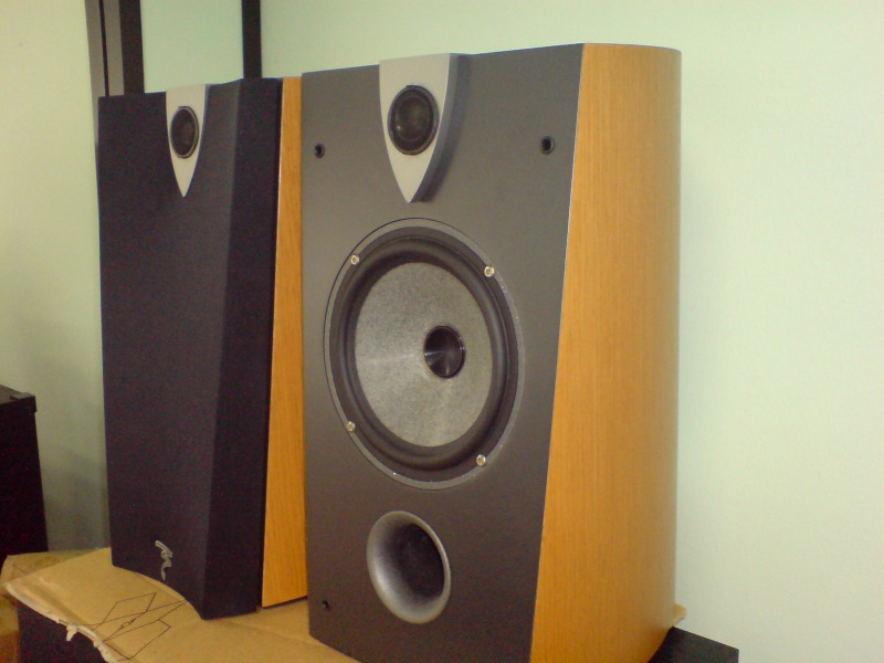 Focal Profile 908 speakers