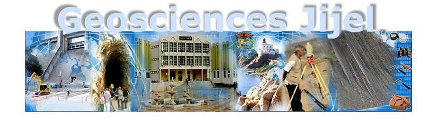 Geosciences.Jijel