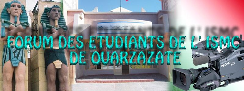 ISMC Ouarzazate