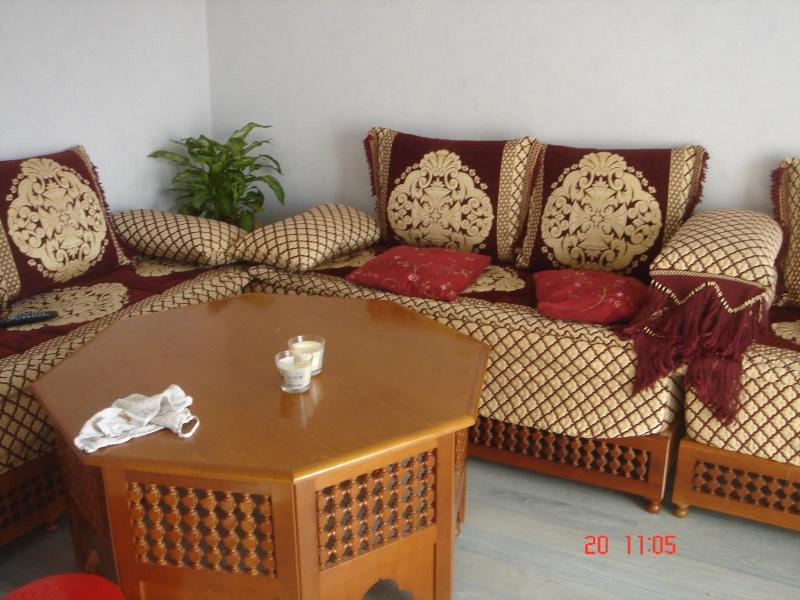 couleur pour un salon marocain  Page 1