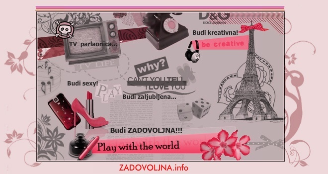 .:: ZADOVOLJNA.info ::. Prvi portal za žene u BiH! ::.