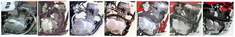 LES MOTEURS 50cc, 75cc, 80cc, 100cc