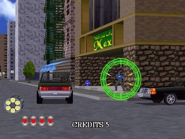تحميل لعبة البوليس vcop2