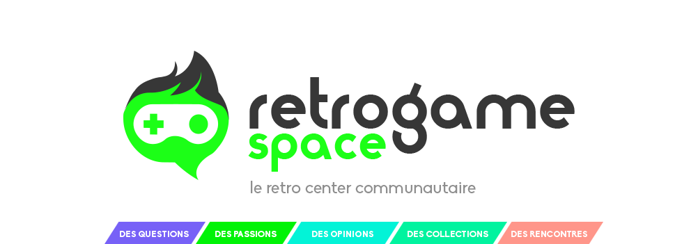 Retro Game Space