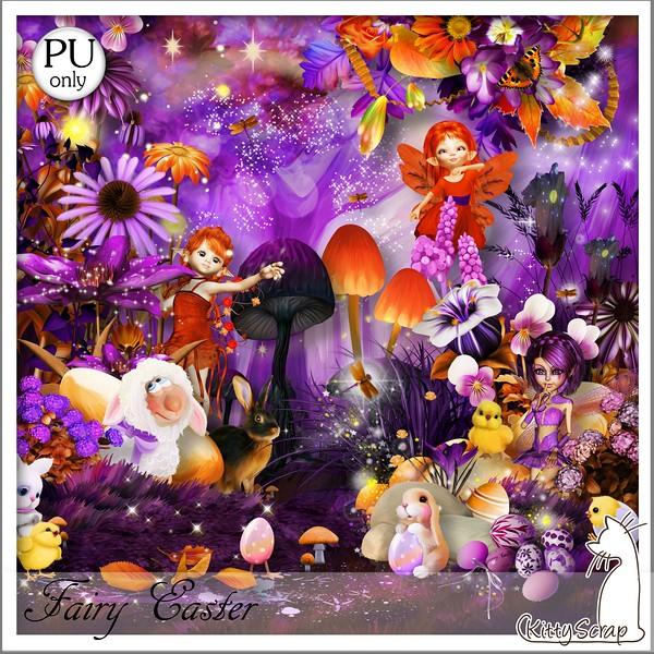 Fairy easter de Kittyscrap dans Mars kittys19