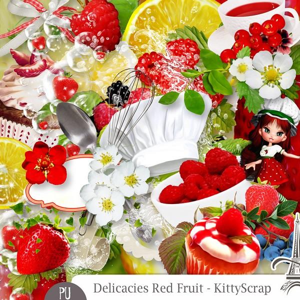 Delicacies red fruit de Kittyscrap dans Mars previe29
