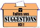 Boite à suggestions