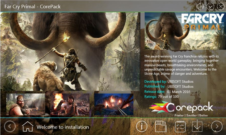 Far Cry: Primal (2016) PC | PrePack от CorePack - Скриншот 3