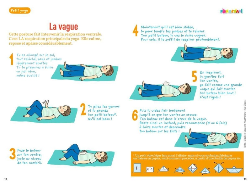 Yoga pour les enfants - Jeux de crocodile sous la douche gratuit ...