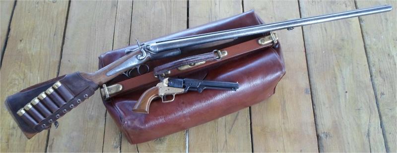projet coach gun