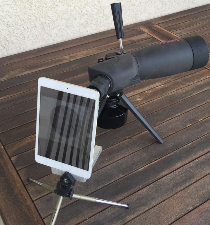 Test ecran sur lunette tasco x 60 for Test ecran photo