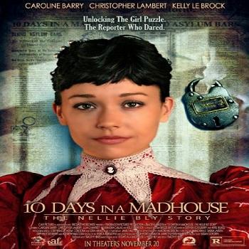 فيلم 10Days in a Madhouse 2015 مترجم دي فى دي