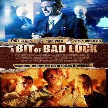 فيلم A Bit of Bad Luck 2014 مترجم دي فى دي