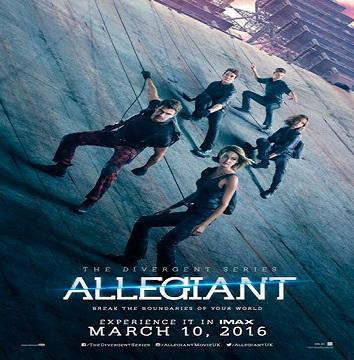 فيلم Allegiant 2016 مترجم اتش دي - تى اس