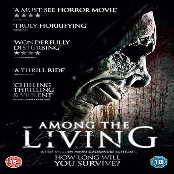 فيلم Among the Living 2014 مترجم دي فى دي