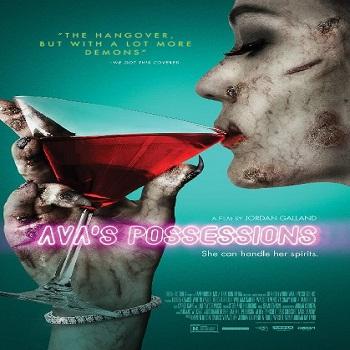فيلم Avas Possessions 2015 مترجم دي فى دي