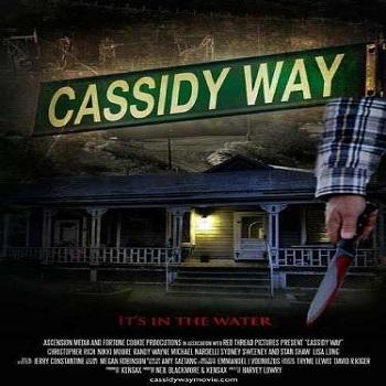 فيلم Cassidy Way 2016 مترجم دي فى دي