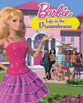 فيلم Barbie Life in the Dreamhouse 2016 مترجم دي فى دي