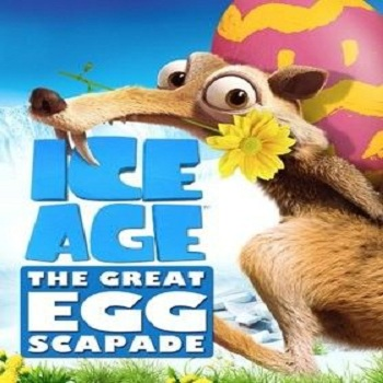 فيلم Ice Age The Great Egg-Scapade 2016 مترجم دي فى دي