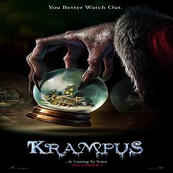 فيلم Krampus 2015 مترجم دي فى دي