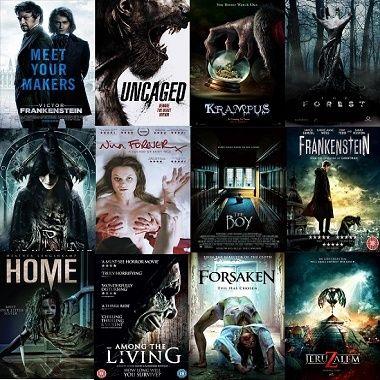 افضل 15 فيلم رعب واثارة فى شهر فبراير 2016