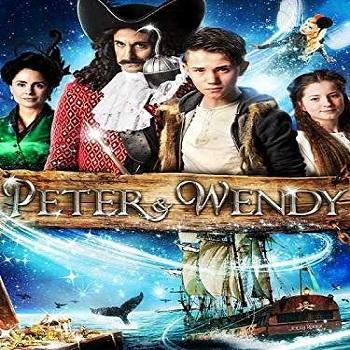 فيلم Peter And Wendy 2015 مترجم دي فى دي