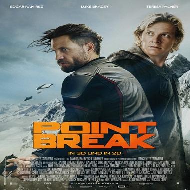 فيلم Point Break 2015 مترجم دي فى دي