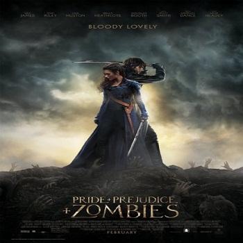 فيلم Pride and Prejudice and Zombies 2016 مترجم دي فى دي