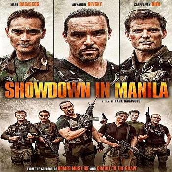 فيلم Showdown in Manila 2016 مترجم دي فى دي