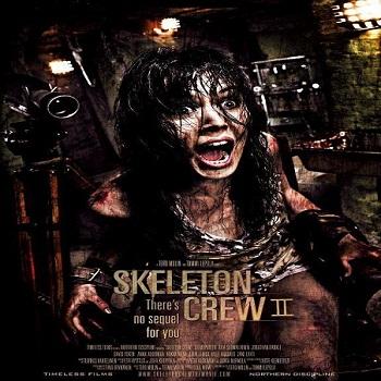 فيلم Skeleton Krew 2015 مترجم دي فى دي