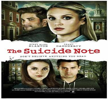 فيلم Suicide Note 2016 مترجم دي فى دي