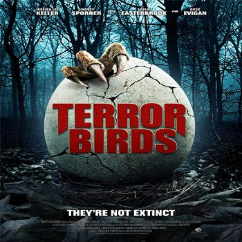 فيلم Terror Birds 2016 مترجم دي فى دي