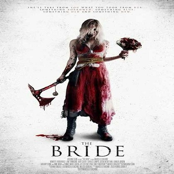 فيلم The Bride 2015 مترجم دي فى دي