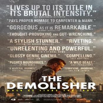 فيلم The Demolisher 2015 مترجم 720p بلوراي