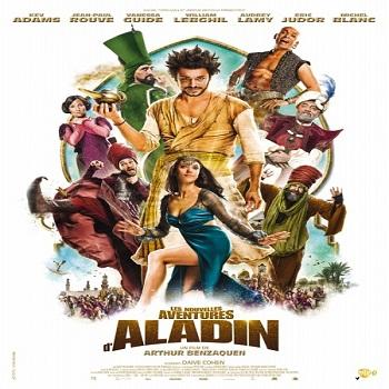 فيلم The New Adventures of Aladdin 2015 مترجم بلوراى