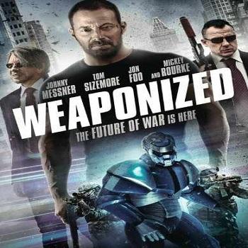 فيلم WEAPONiZED 2016 مترجم دي فى دي