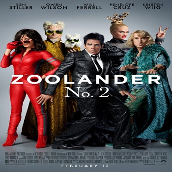 فيلم Zoolander 2 2016 مترجم دي فى دي