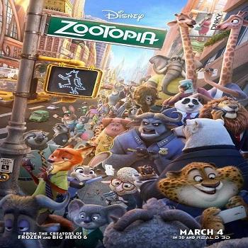 فيلم Zootopia 2016 مترجم اتش دي - تى سي