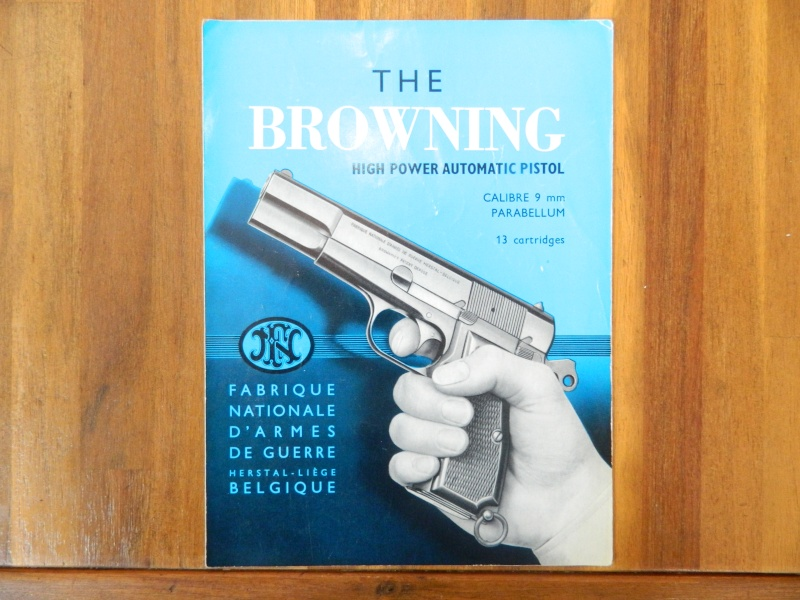 WTS: FN BROWNING HI POWER Manual - The FAL Files
