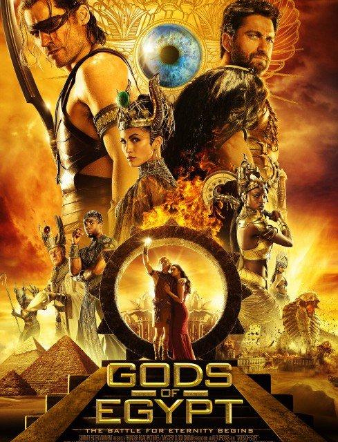 gods,egypt