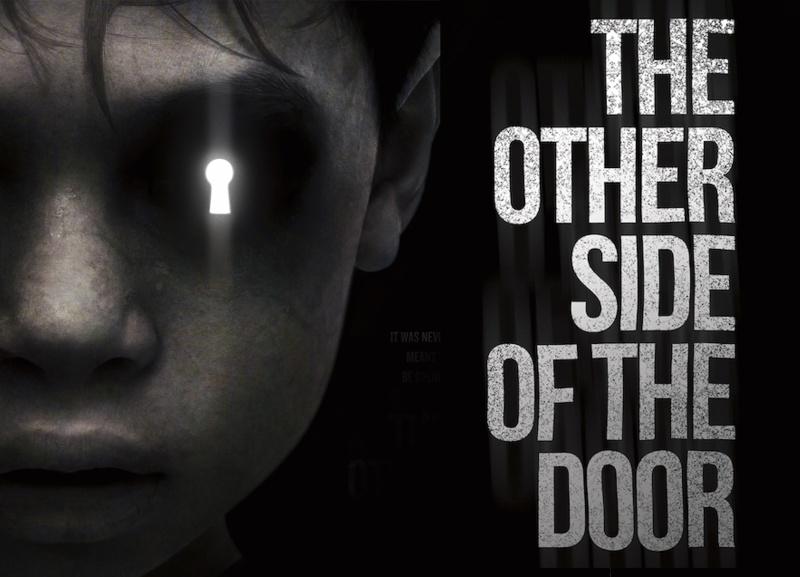 other side of door