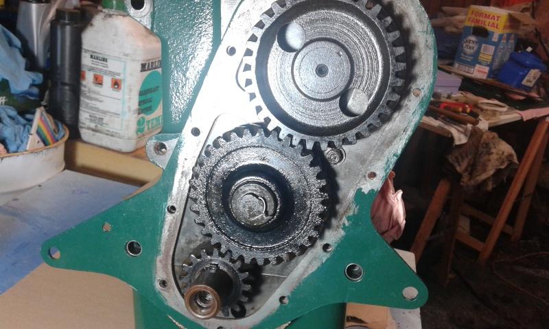 restauration moteur renault 4cv pour mon rt415