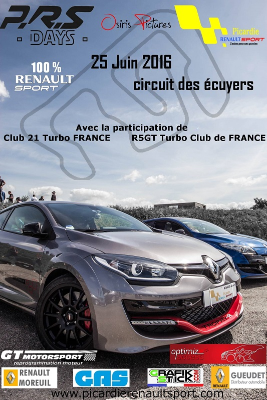 forum clio williams 16s afficher le sujet 100 renault sport alpine le 25 juin circuit. Black Bedroom Furniture Sets. Home Design Ideas
