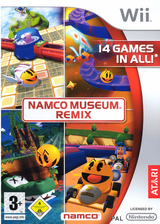 [WII] Namco Museum Remix