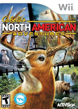 [WII] Cabela's North American Adventures 2011